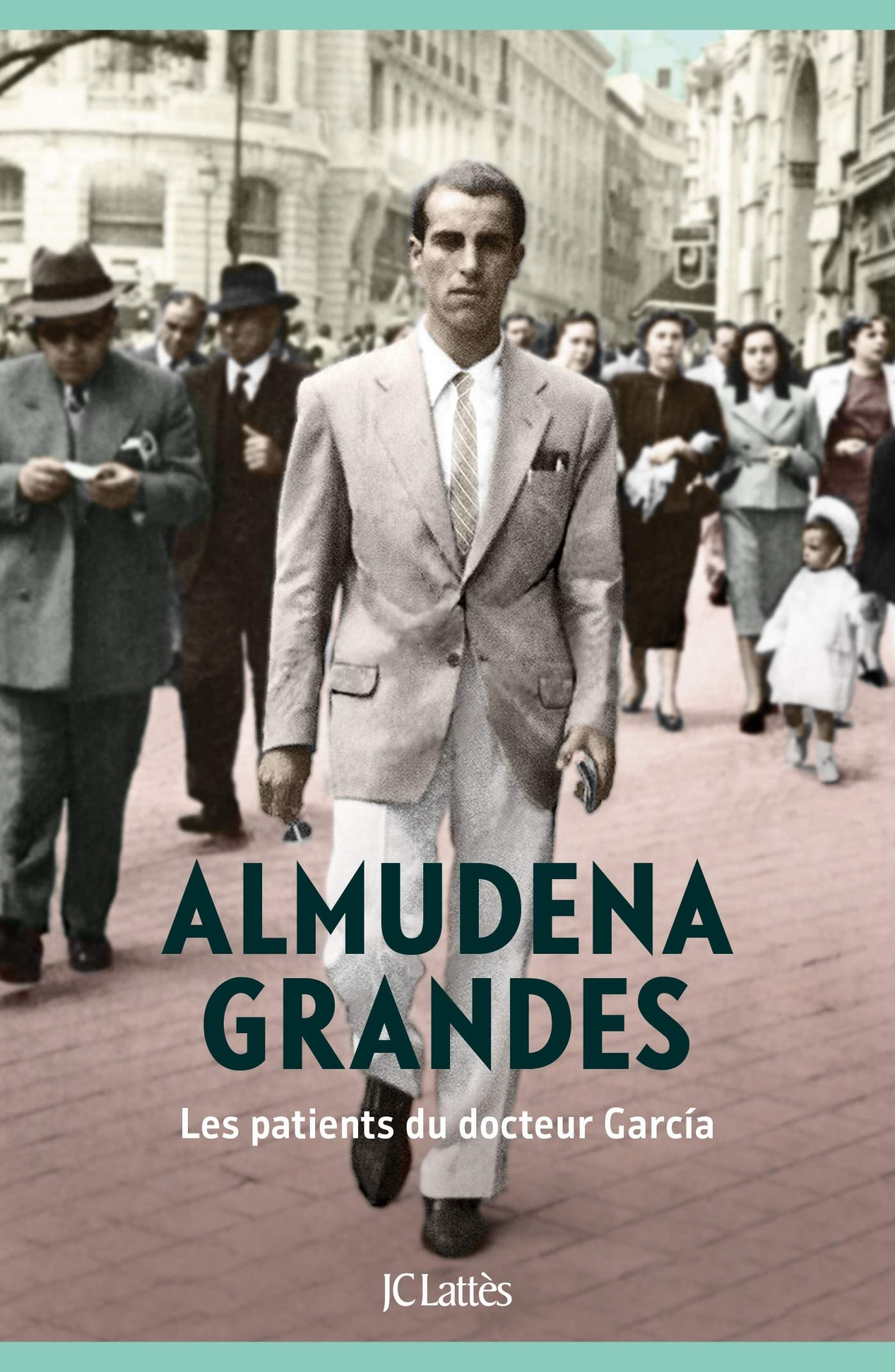 Amazon.fr - Les patients du docteur Garcia - Grandes, Almudena ...