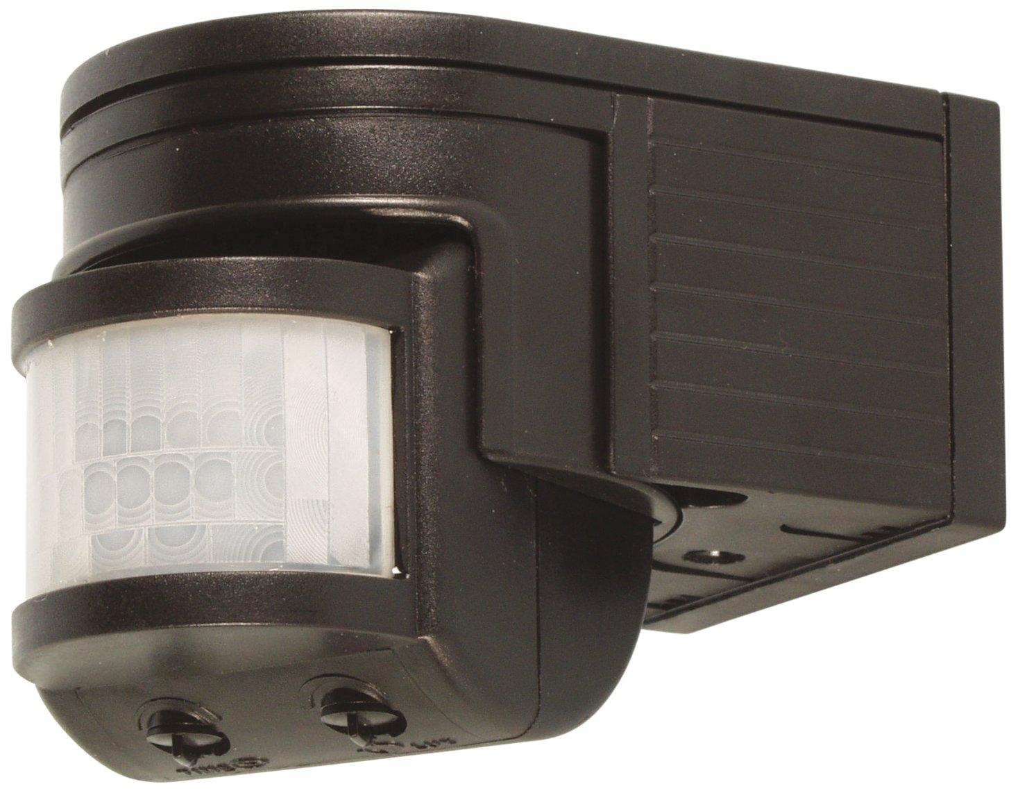 Velleman PIR1200B 180 Degree PIR Motion Detector, Multi-Colour