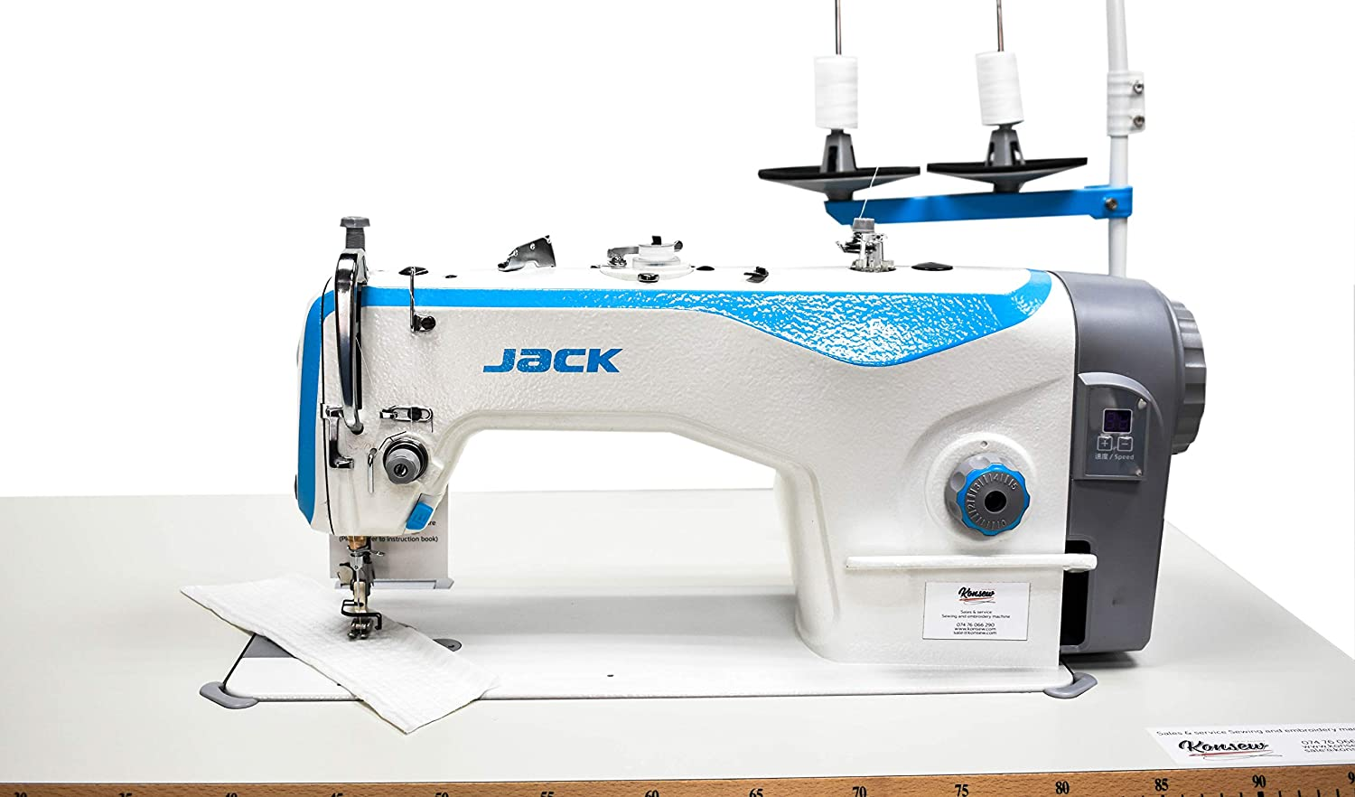 Jack F 4 Direct Drive Lockstitch - Máquina de coser industrial ...