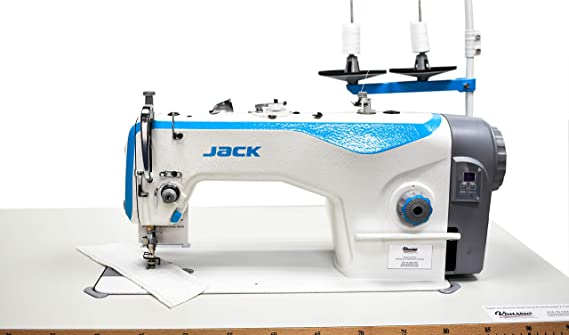 Jack F 4 Direct Drive Lockstitch - Máquina de coser industrial: Amazon.es: Hogar