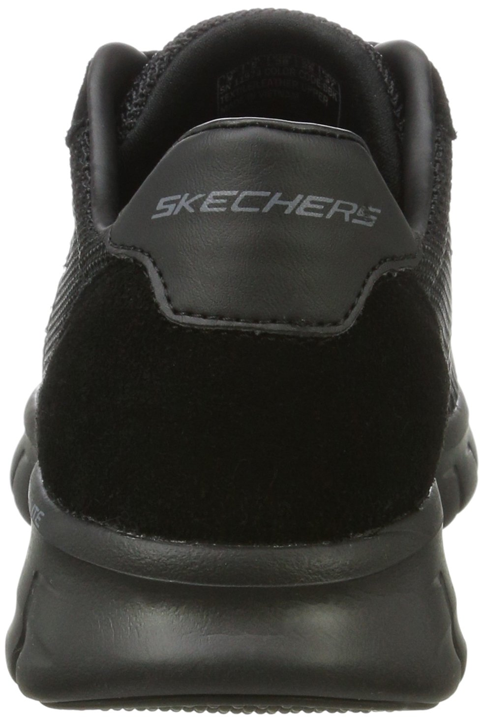 Skechers Synergy B01IVMGRQO Case Closed Womens Sneakers B01IVMGRQO Synergy 9 B(M) US|Black 17f44a