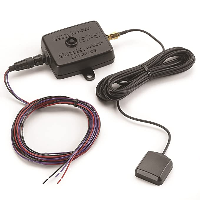 Amazon.com: Auto Meter 5289 GPS Velocímetro Interface Module ...