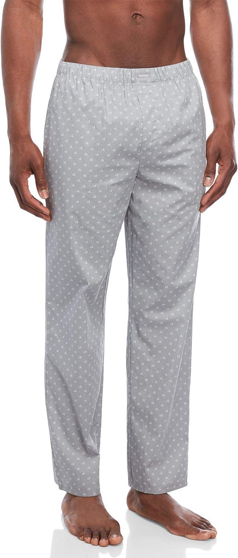 Calvin Klein Men`s Cotton Logo Band Sleep Pants