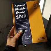 Agenda Blackie Books 2019: Cuida tu tiempo
