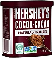 HERSHEY'S Baking Chocolate, Unsweetened Cocoa, 226 Gram (Packaging May Vary)