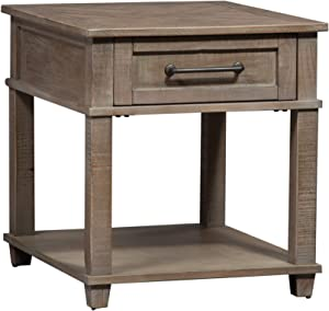 Liberty Furniture Industries Parkland Falls Living Room Furniture, Weathered Taupe