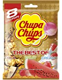 Chupa Chups Best of Lollipops, 8 Lollipop Bag, Perfect Treat to Share, 96 g