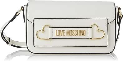 Love Moschino Jc4270pp0a, Bolsa de mensajero para Mujer, 10x14.5x25 Centimeters (W x H x L)