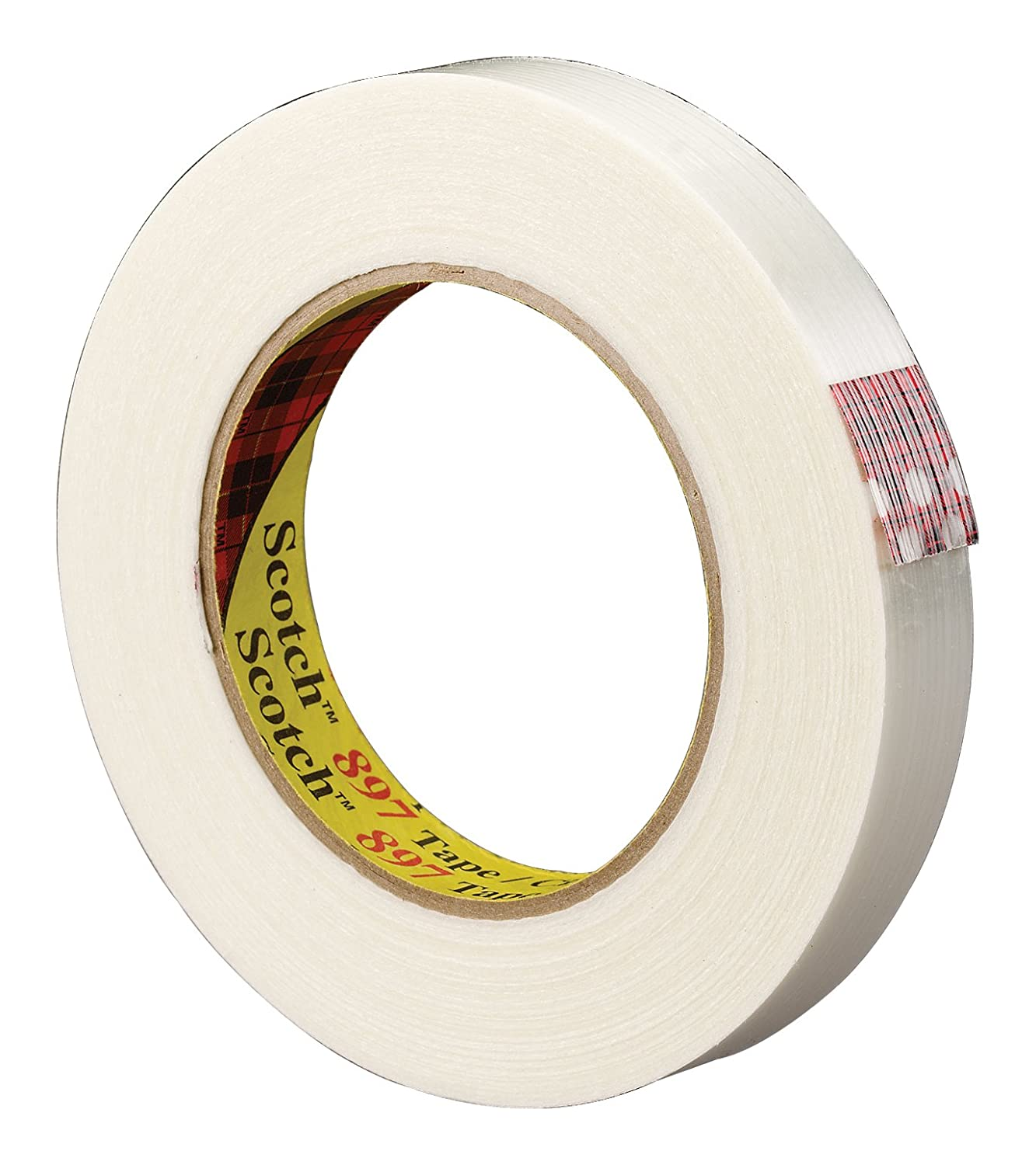 Scotch Filament Tape 897 Clear: Industrial Filament Tape: Amazon.com: Industrial & Scientific