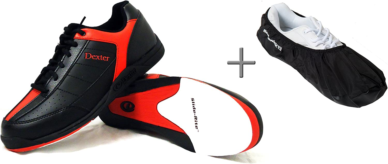 Chaussures de bowling, Dexter Ricky III + Shoe Cover