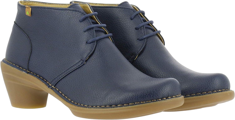 Angebot Kostengünstig Besonderer Rabatt El Naturalista Damen Stiefeletten Aqua, Frauen Ankle Boots Blau Ocean Rugged Sse5X tl34V nanCP