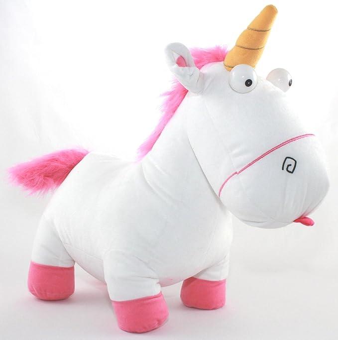 MINIONS - Agnes unicornio felpa, 60 cm, longitud XXL, - Plush - GRU película - Mi Villano Favorito 3 - Despicable Me 3: Amazon.es: Juguetes y juegos