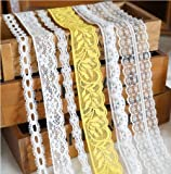 RayLineDo 30 Meters Assorted Vintage Style Lace