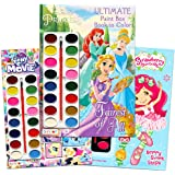 Amazon.com: Disney Princess Deluxe Agenda With Gel Pen: Toys ...