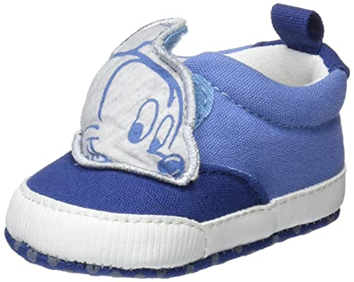 reputable site d88cd 189ea ZIPPY Baby Jungen ZBBS09 Babyschuhe Blau (Bijou Blue 430_1 ...