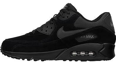 online store 1a3c8 8479d Nike Air Max 90 Premium - Black Black - Dark Charcoal - Cool Grey 333888