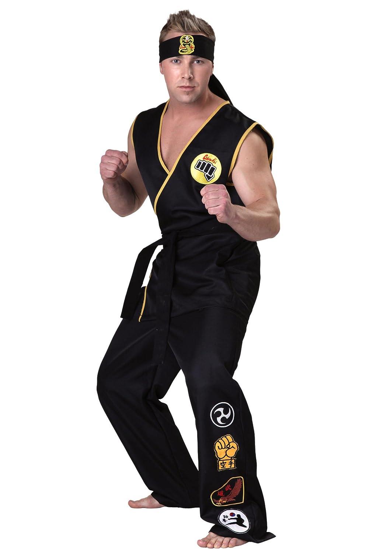 Karate Kid Cobra Kai Fancy dress costume Small