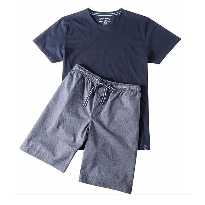 Jockey - Pijama - para Hombre Azul Azul Small