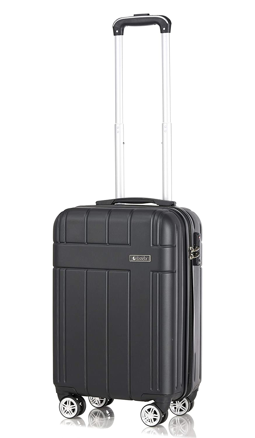 DIVID'S, Trolley Blu Blue Carry-on DIVID' S