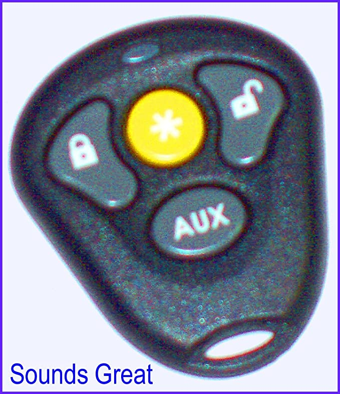 4 BUTTON REMOTE DEI474T Anti-Theft Automotive pubfactor.ma