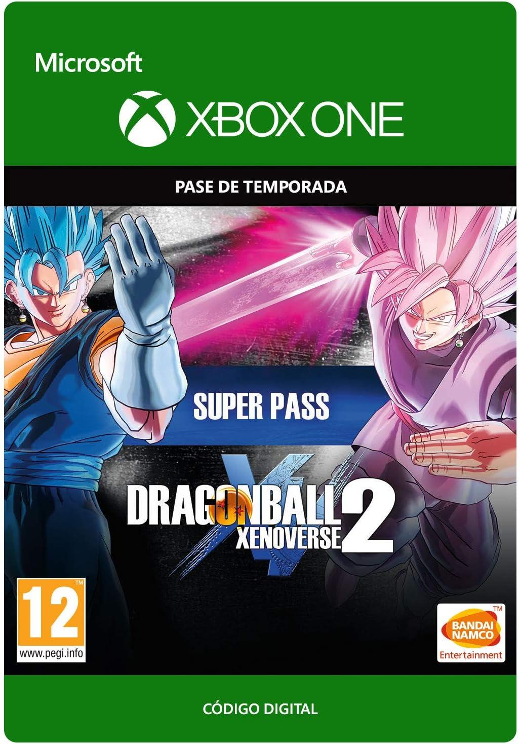 Dragon Ball Xenoverse 2: Super Pass | Xbox One - Código de ...