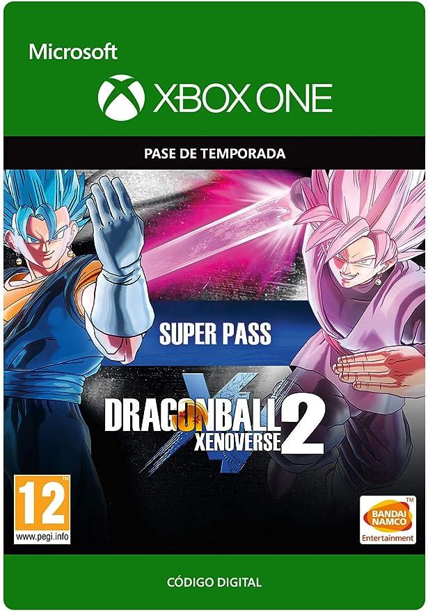 Dragon Ball Xenoverse 2: Super Pass   Xbox One - Código de descarga: Amazon.es: Videojuegos