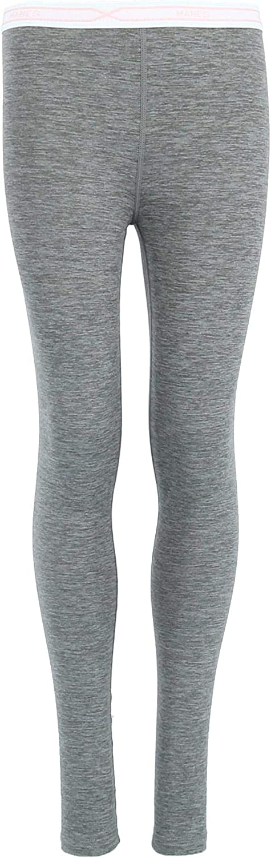 Hanes Girl's Poly Spandex Space Dye Thermal Pant