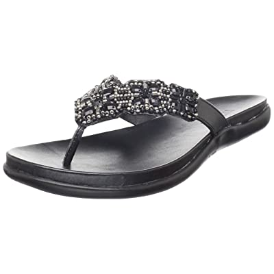 Kenneth Cole REACTION Women's Thong Sandal Flip-Flop   Flip-Flops