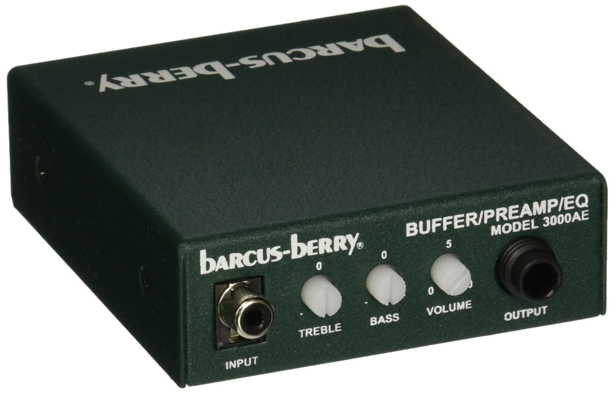 Barcus Berry 3000AE Piezo Buffer Pre-Amplifier with EQ