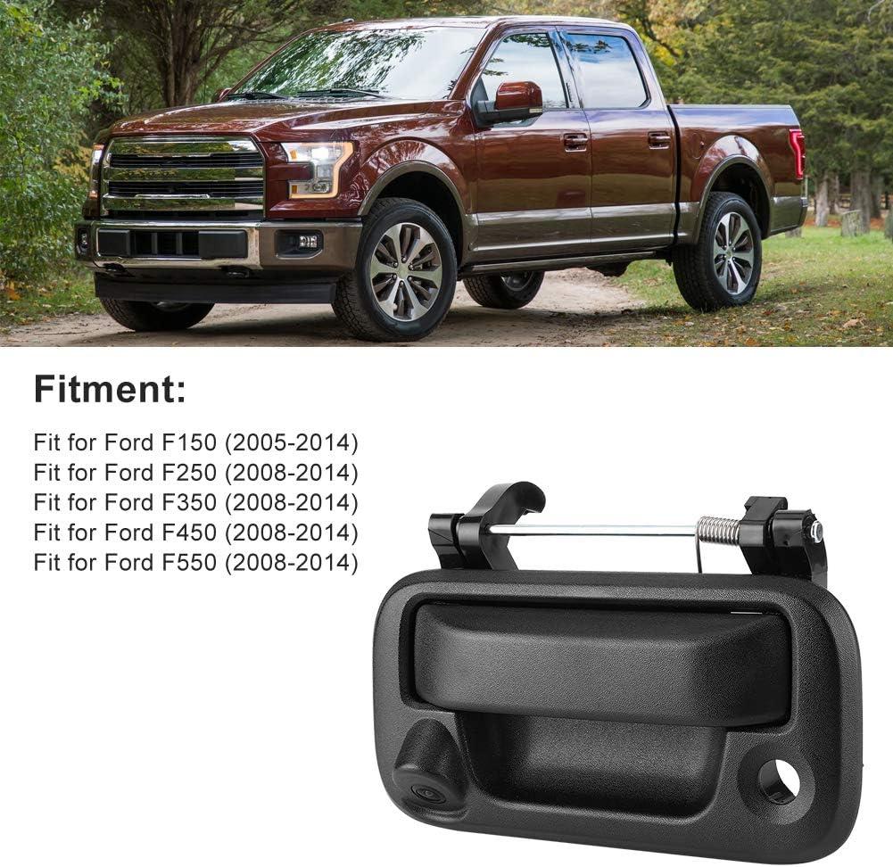 Rear View Camera Backup Tailgate Handle Camera Reverse Monitoring ...