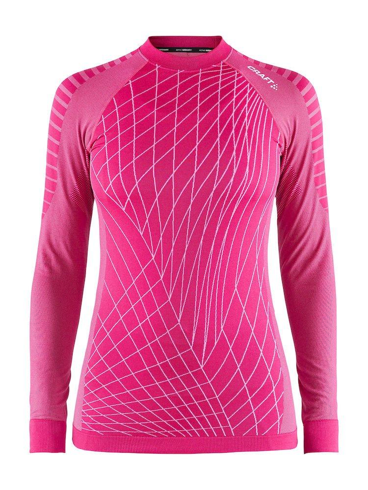 CRAFT Active Intensity sous-vêtement RAS collo maniche lunghe costume da running Donna CRAEX|#CRAFT CR1905333