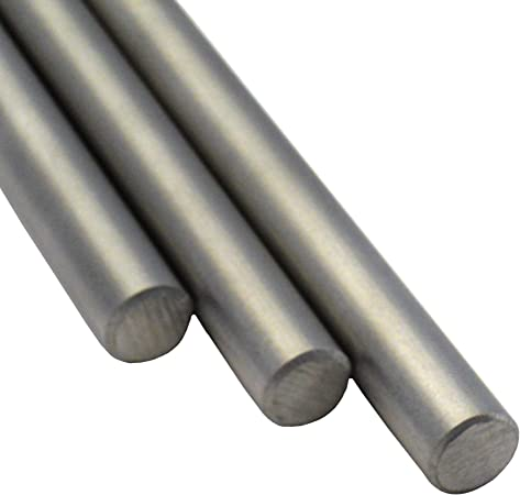 FRACHTFREI Rundeisen Stab Stabstahl A2 Abmessungen /Ø 6 mm L/änge 100 cm Edelstahl Rundstahl V2A Oberfl/äche blank//roh