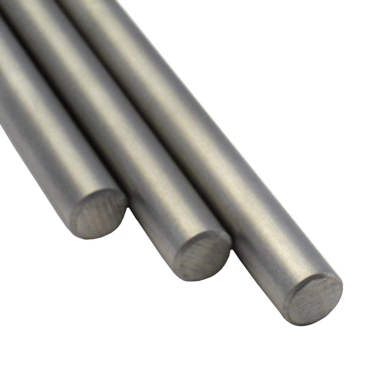 gezogen Aluminium Rundstab FRACHTFREI Rundmaterial Oberfl/äche blank L/änge 1000 mm Abmessung /Ø 20 mm