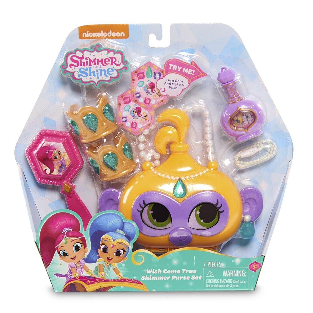 Shimmer And Shine - Blister Bolso Sueño Hecho Realidad (Giochi Preziosi HMH03000): Amazon.es: Juguetes y juegos