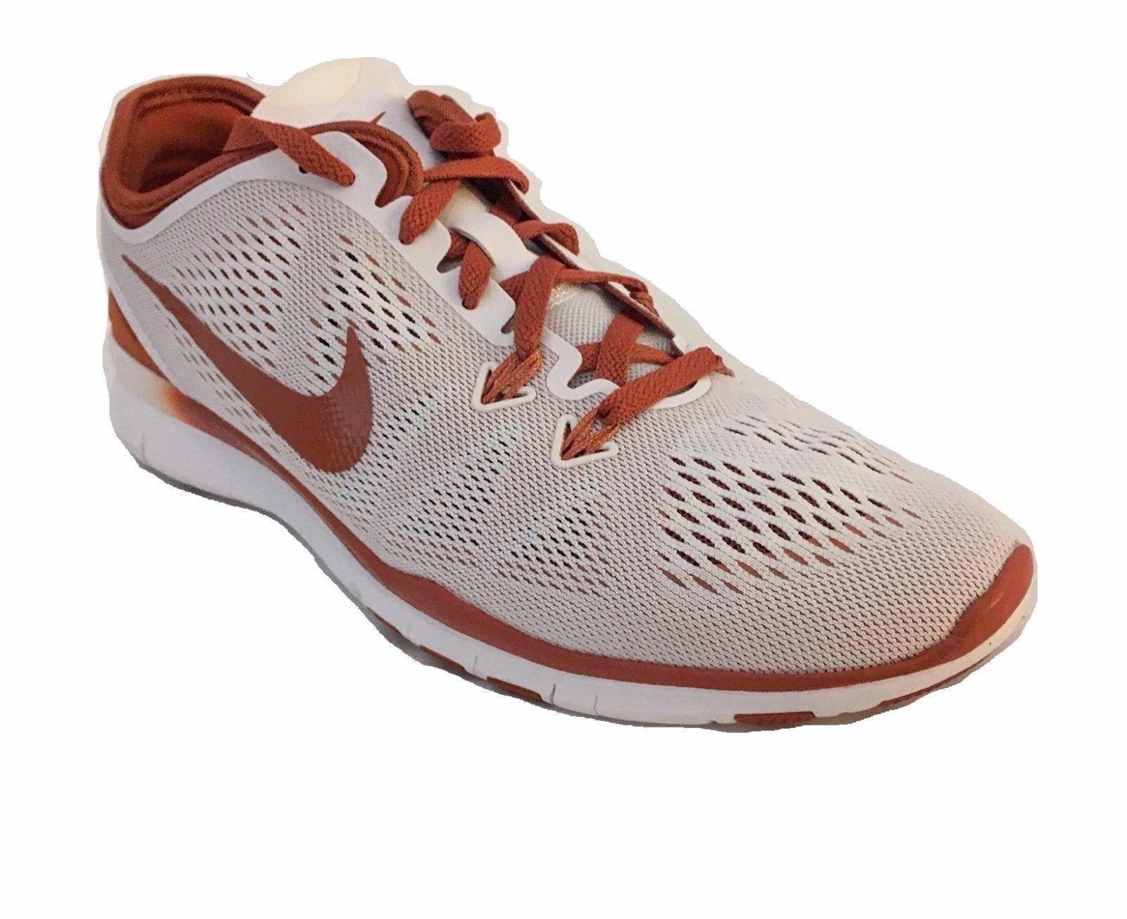 Nike Free 5.0 Tr Fit 5 Women US 10.5 White Cross Training