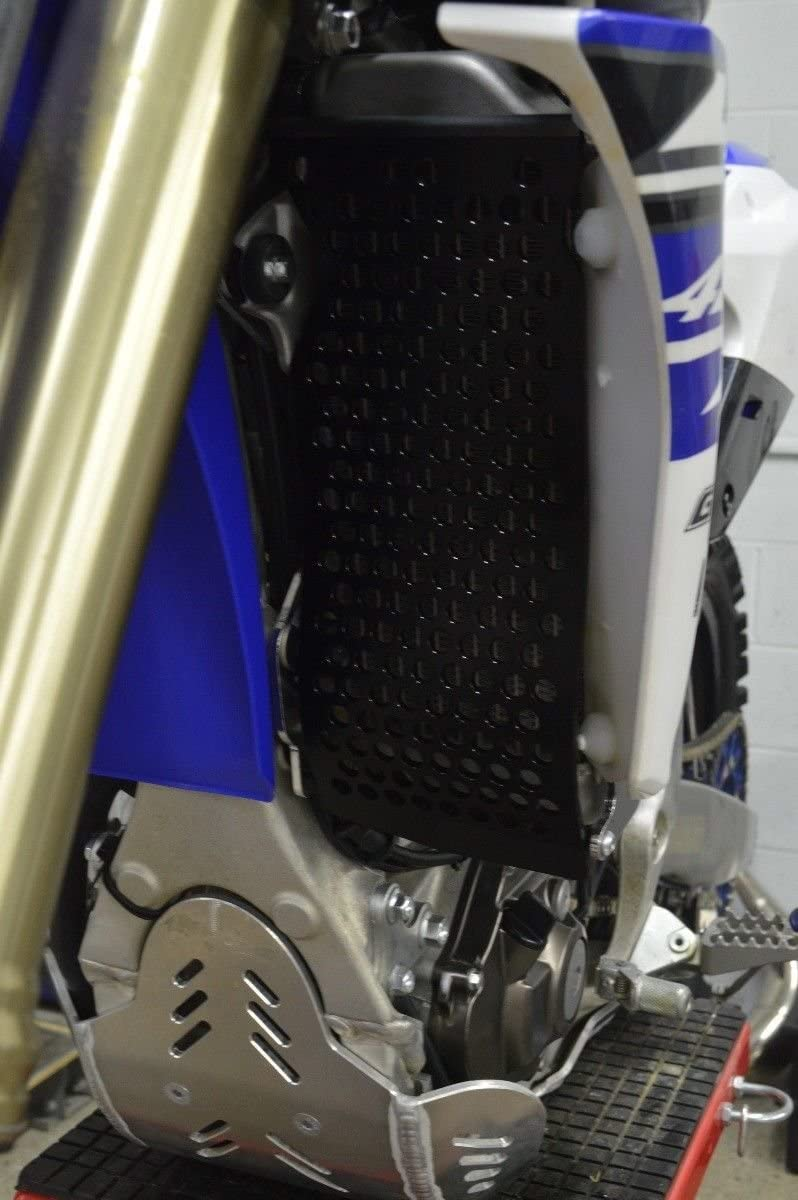 Compatible with Yamaha WR YZFX Enduro Engineering Radiator Braces /& Guards Combo Package