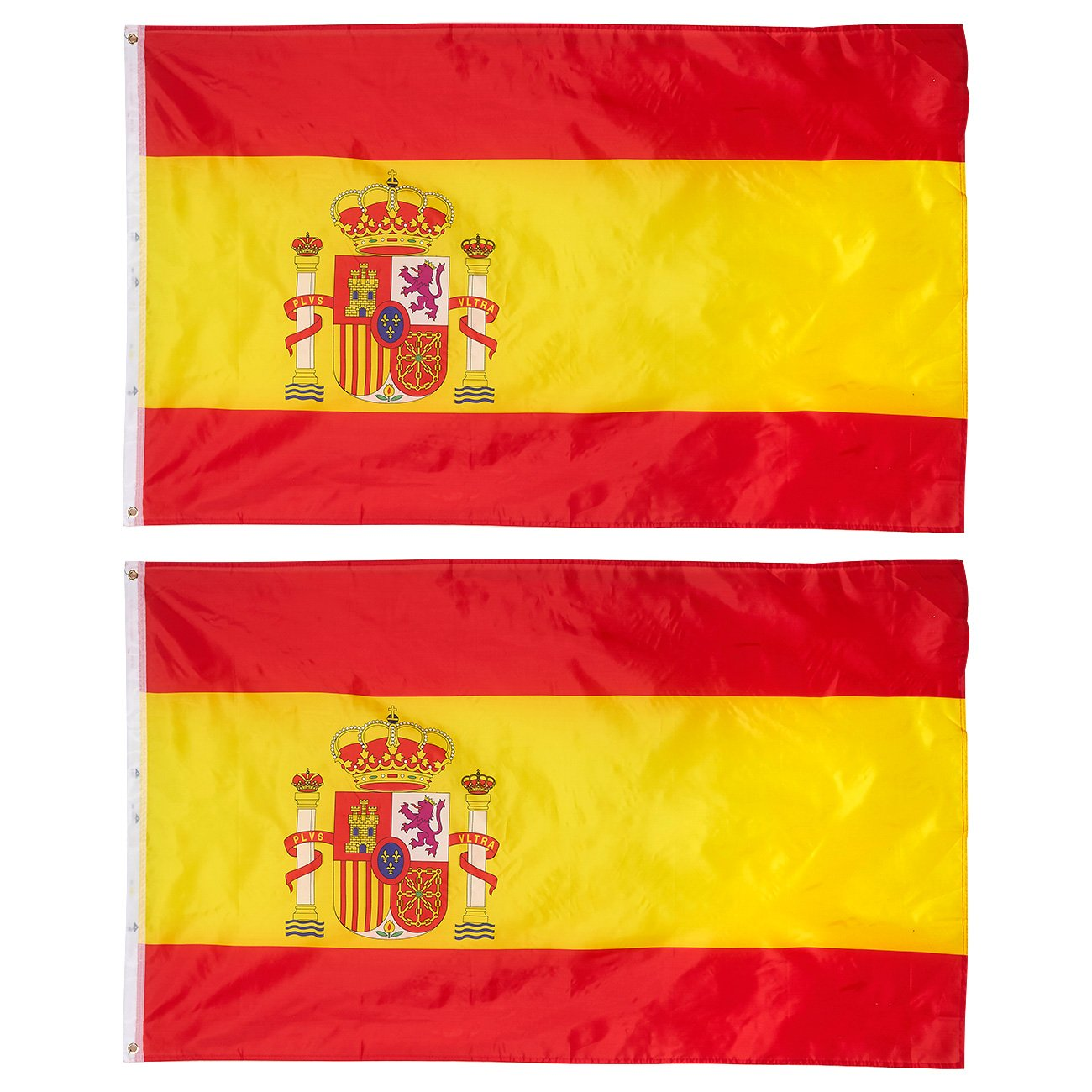 amazon com spain flag banner spanish party decoration by gabby fun