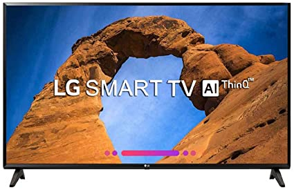 df8fdce4597a Image Unavailable. Image not available for. Colour: LG 108 cm (43 Inches) Full  HD LED Smart TV ...