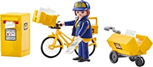 Playmobil Postwoman Add ons 9806