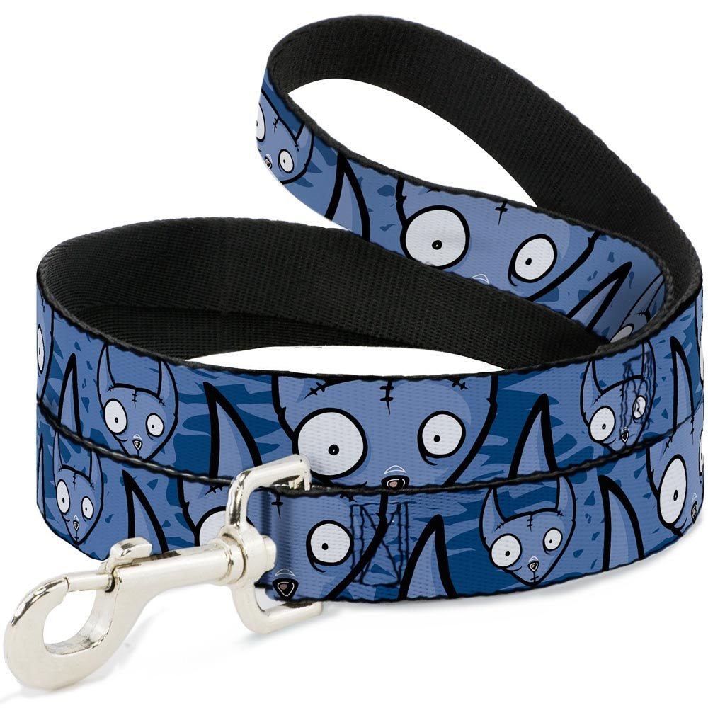6Ft. Long  1.0 Inches wide Regular Buckle-Down Pet Leash The Attic Meer Cat 6 Feet Long 1  Wide