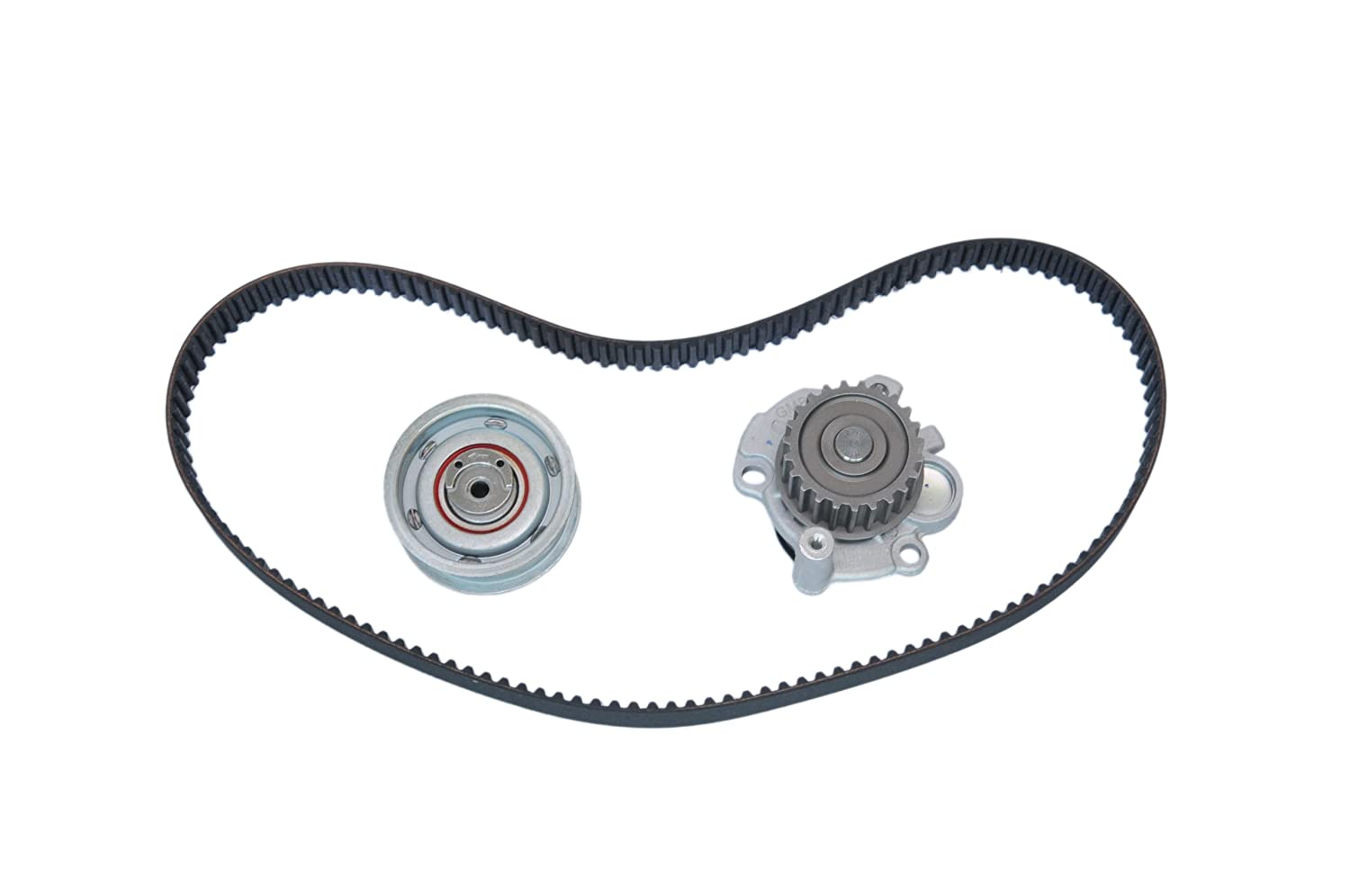With Water Pump Continental GTKWP296 Timing Belt Component Kit