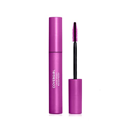 Cover Girl Lash Exact Waterproof Mascara - Very Black by CoverGirl
