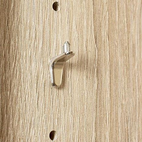 /& Farbauswahl】 Deuba Standschrank Aktenschrank Mehrzweckschrank Schrank Holz /»Vela/« 2 F/ächer mit 2 T/üren Eiche【weitere Modell