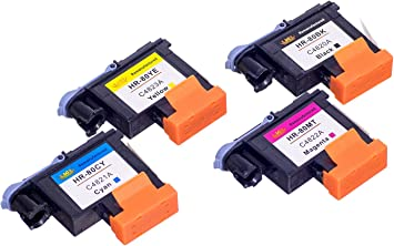 Cabezal de impresión LKB 4pk HP80 C4820 A C4821 A C4822 A C4823 A ...