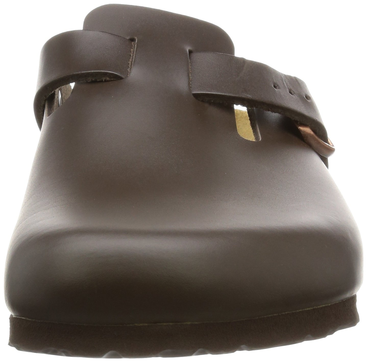 Birkenstock Boston, Unisex Adults' Clogs, Dark Brown Leather,8 UK by Birkenstock (Image #4)