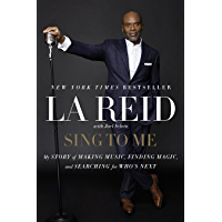 Sing to Me: My Story of Making Music, Finding Magic, and Searching for Who's Next book cover