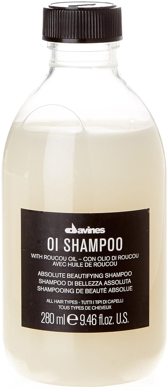Davines OI Shampoo 280ml con olio di roucou 8004608247630