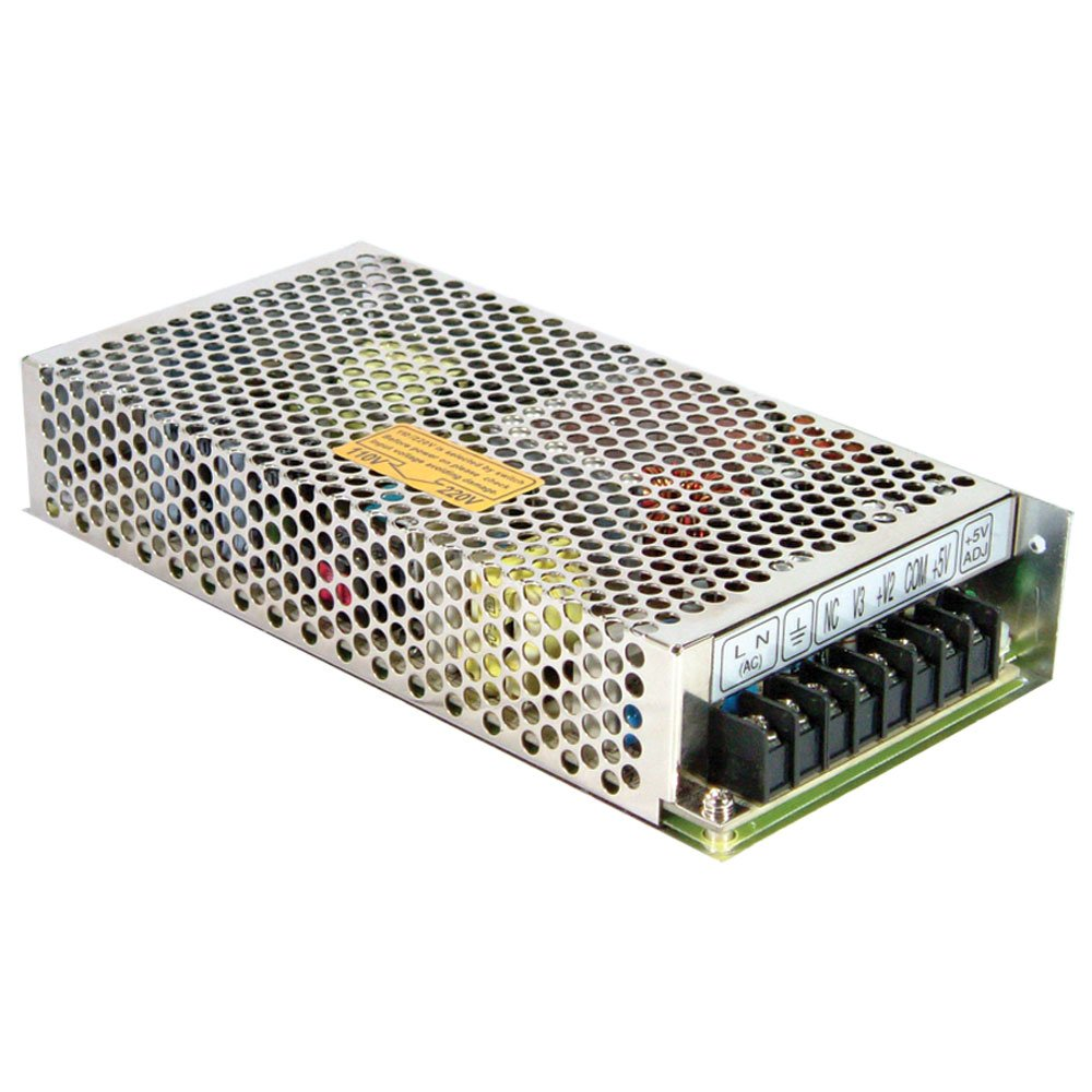AC to DC Power Supply Dual Output 5 Volt 12 Volt 10 Amp 5 Amp 88 Watt