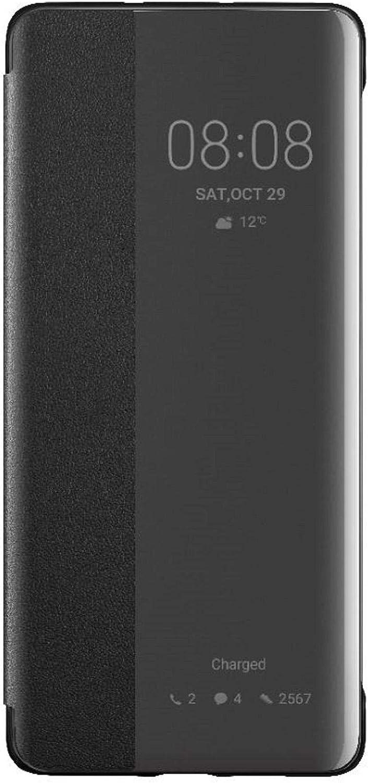 Huawei Smart View Flip Cover Per P30 Pro Black Elektronik