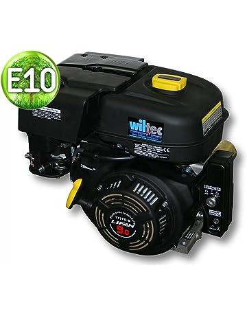 Motor de gasolina LIFAN 177 6,6kW (9CV) con embrague en baño de